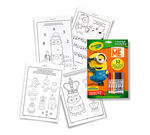 Coloring & Activity Pad w/Markers, Despicable Me