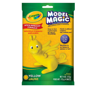 Model Magic 4-oz. Yellow