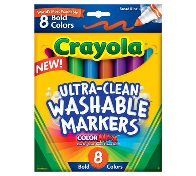 Crayola Markers - Colored Art Markers | Crayola