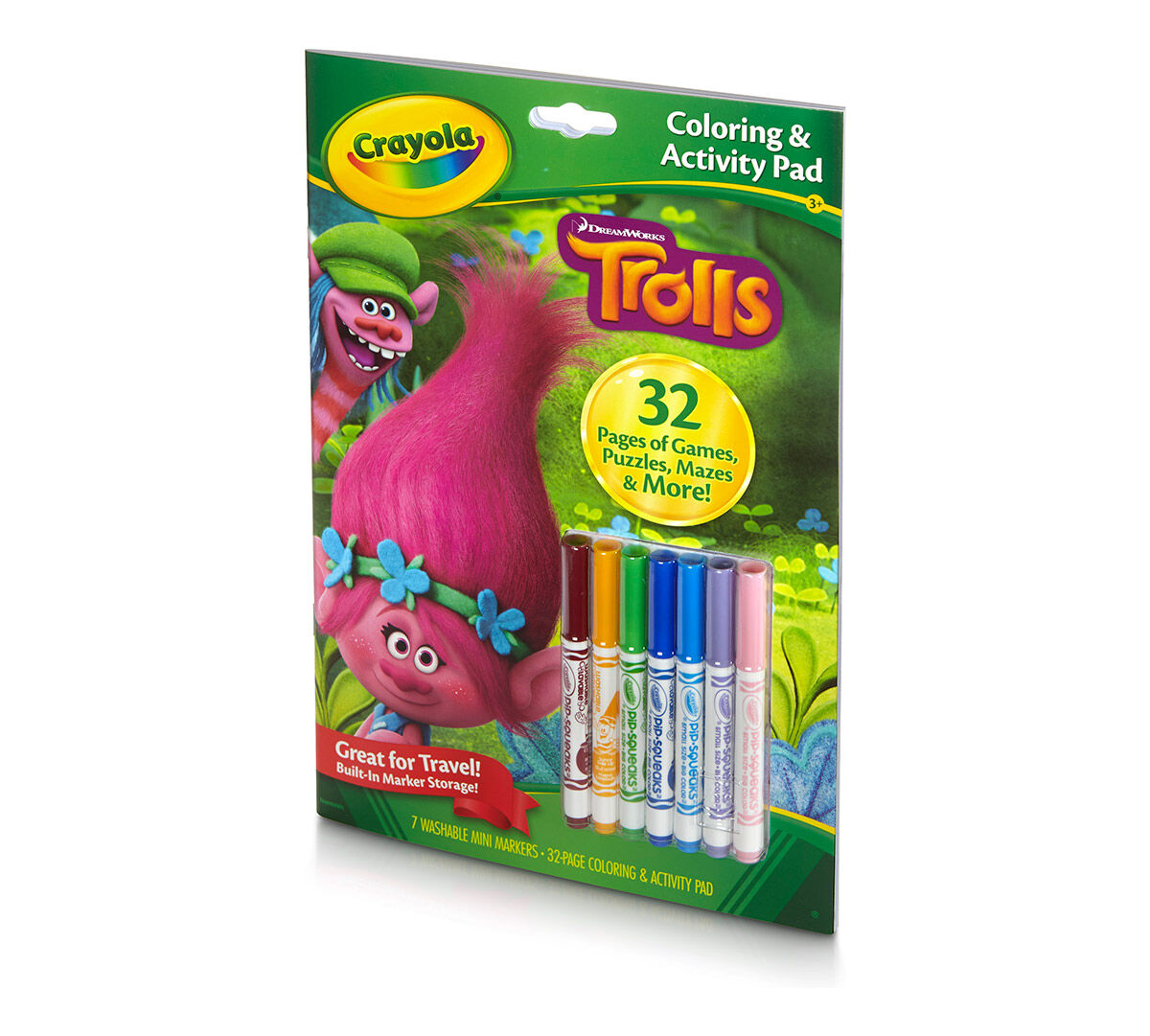 coloring activity book trolls - Coloring And Activity Book