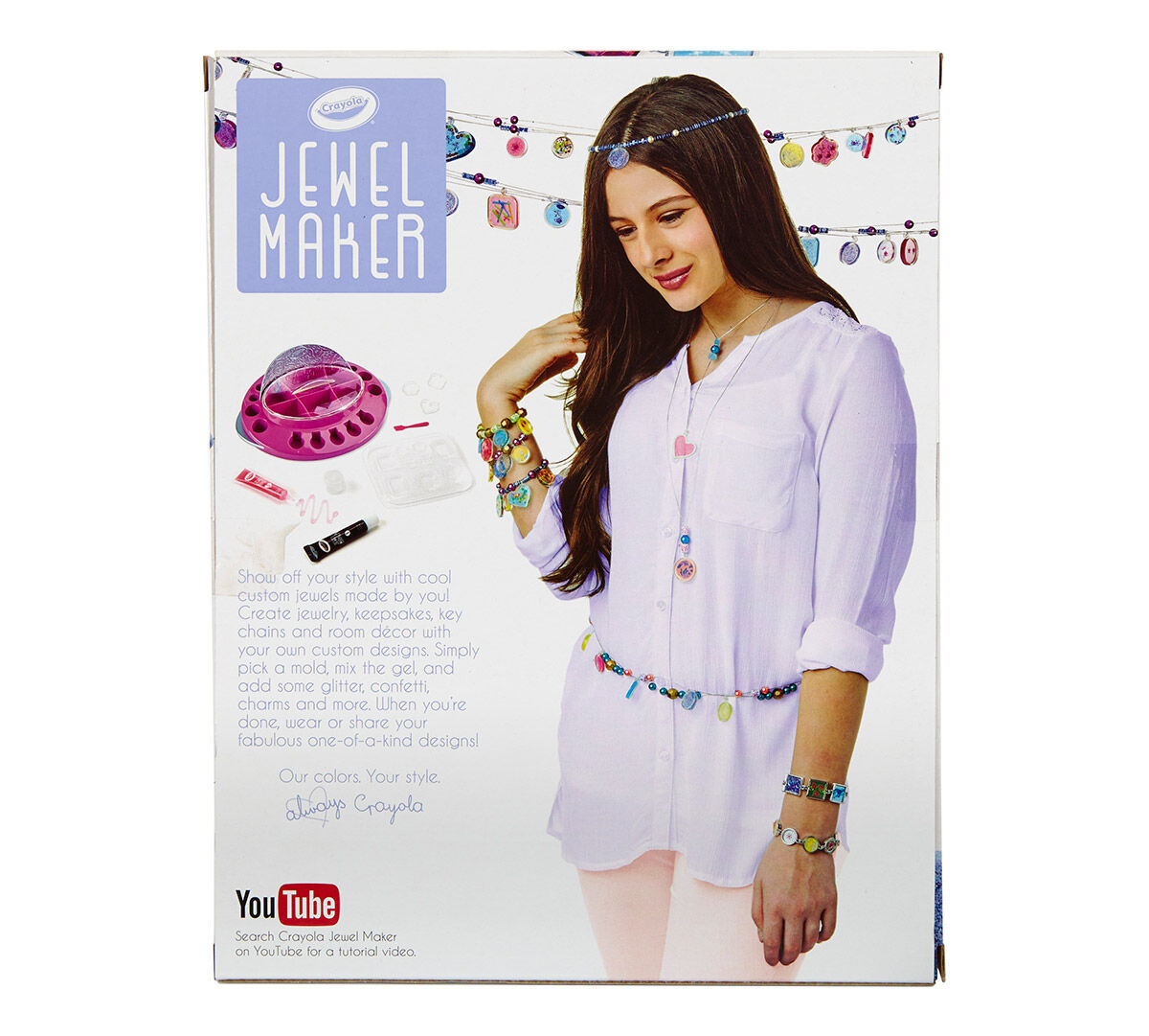 Jewel maker crayola Crayola fashion design studio reviews
