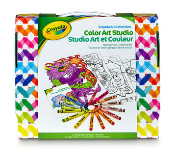 Color Art Studio Front