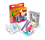 Crayola Model Magic Character Creations Trolls Poppy & Biggie