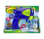 Powered Bubble Launcher