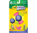 Neon Model Magic Assorted 6-Pack