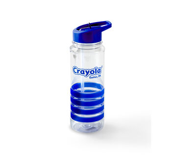 Crayola Stripe Band Water Bottle