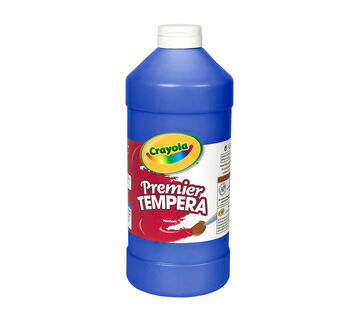 Premier Tempera Paint, 32 oz Bottle