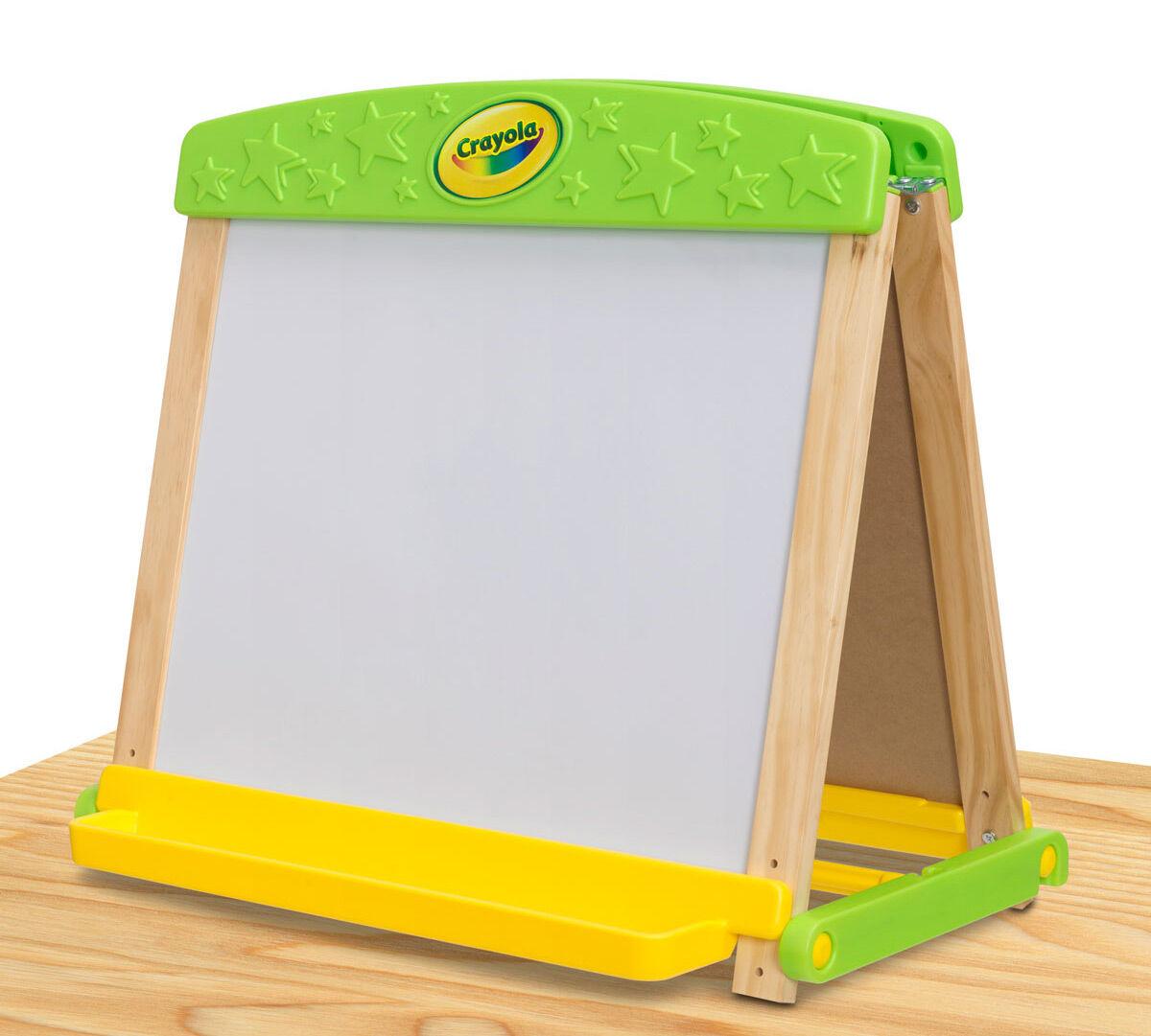 Draw N Store Wood Easel Crayola