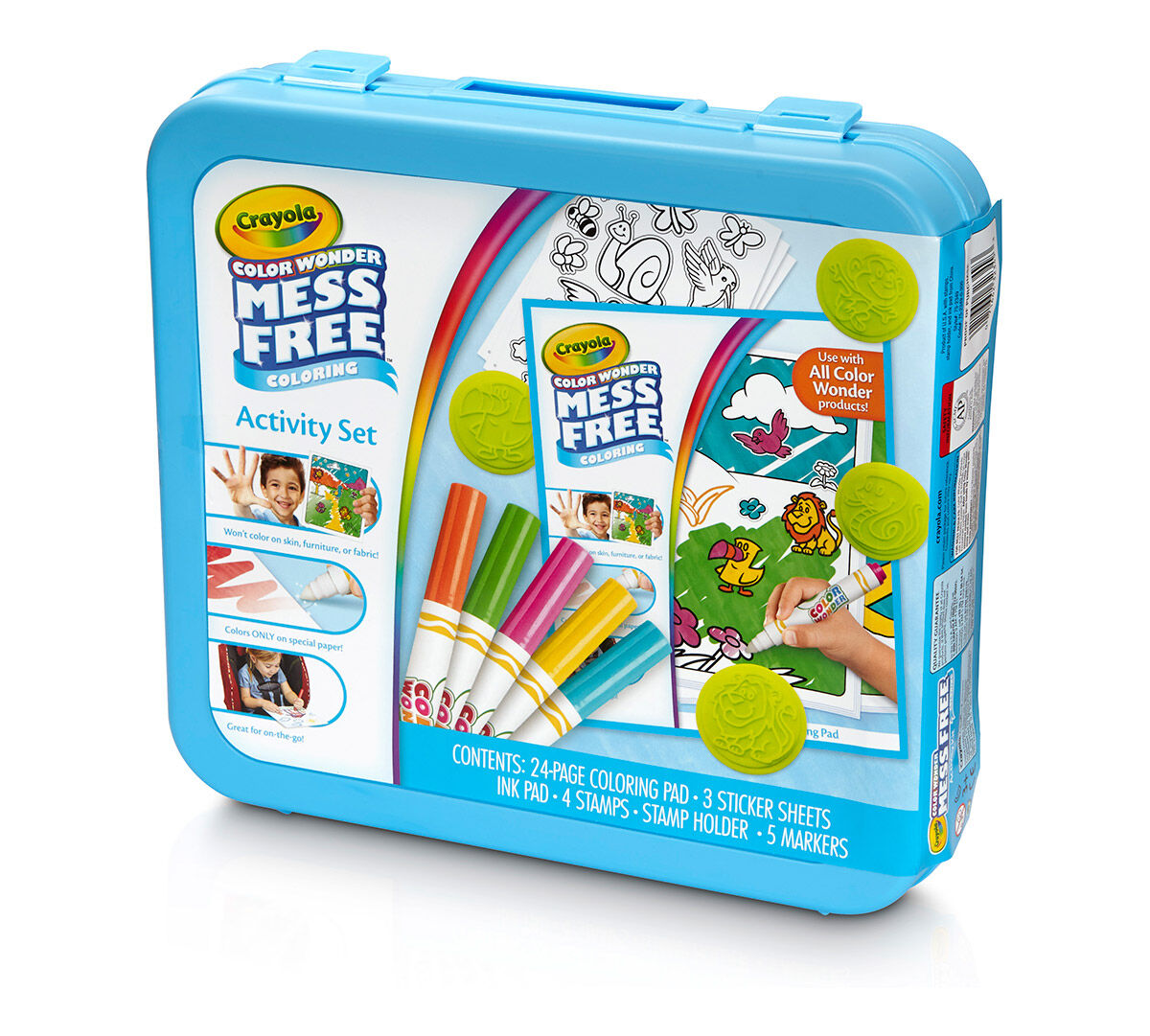 Color Wonder Mess Free Activity Set Crayola
