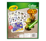 Crayola Color & Sticker Book - Star Wars