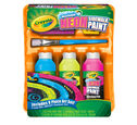 Washable Sidewalk Neon Paint Tray