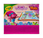 Trolls Light Up Tracing Pad