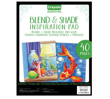 Signature Series Blend and Shade Inspiration Pad
