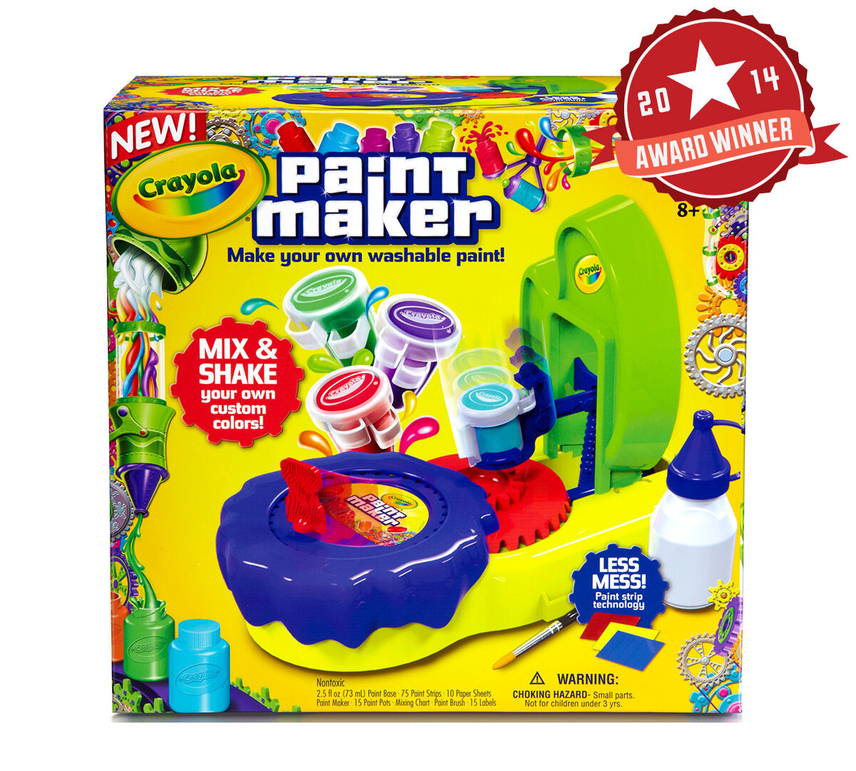 Paint Maker - Crayola