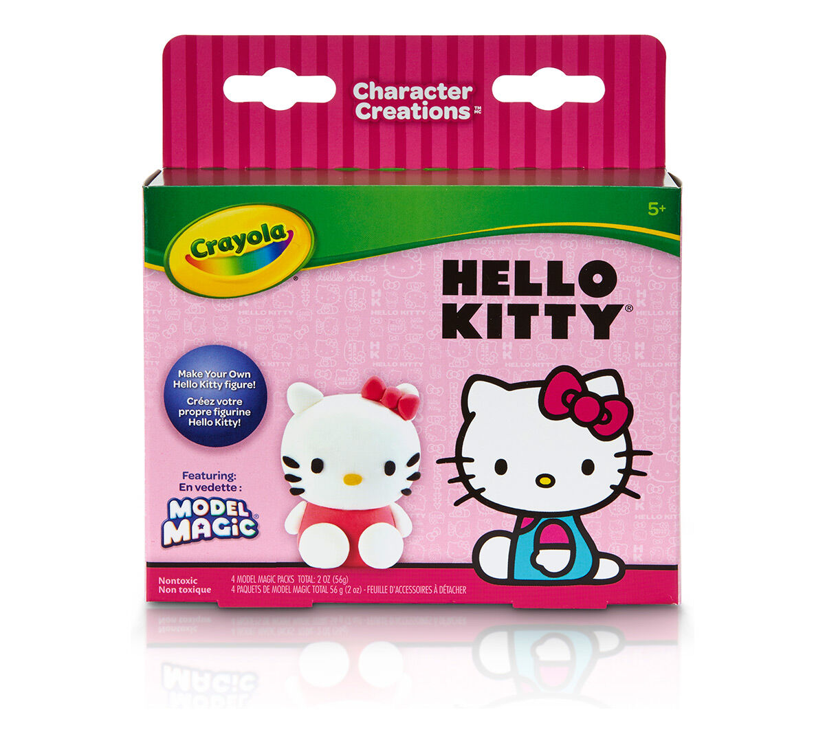 crayola model magic character creations hello kitty - Crayola Sign