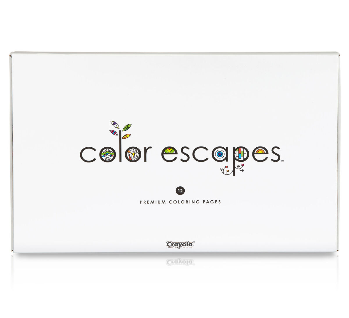 Coloring pictures of nature - Color Escapes Adult Coloring Kit Nature