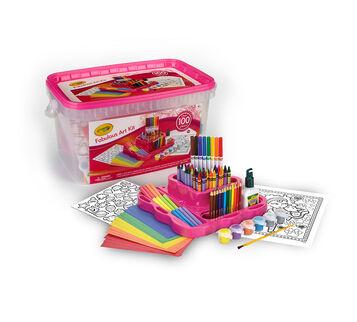 Fabulous Art Kit- Tub and product