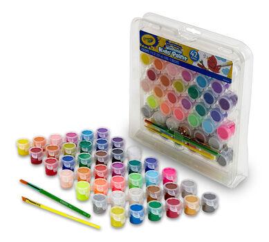 Washable Kids Paint 42 Count