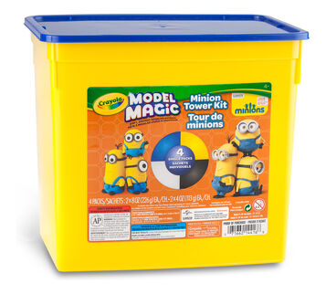 Minions Model Magic Tower Tub