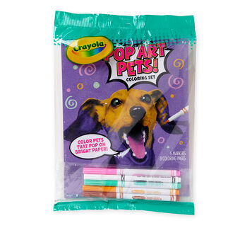 Pop Art Pets Art front package