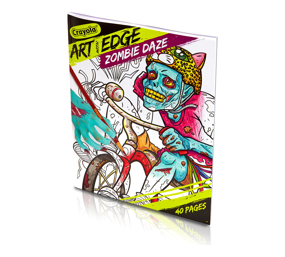 Art With Edge Zombie Daze
