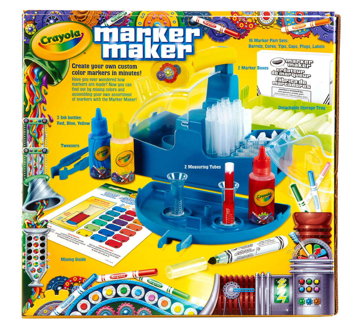 Make Your Own Markers with the Crayola Marker Maker | Crayola.com