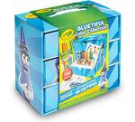 New! Crayola Bluetiful Art Set, Gift, 100+ Pcs