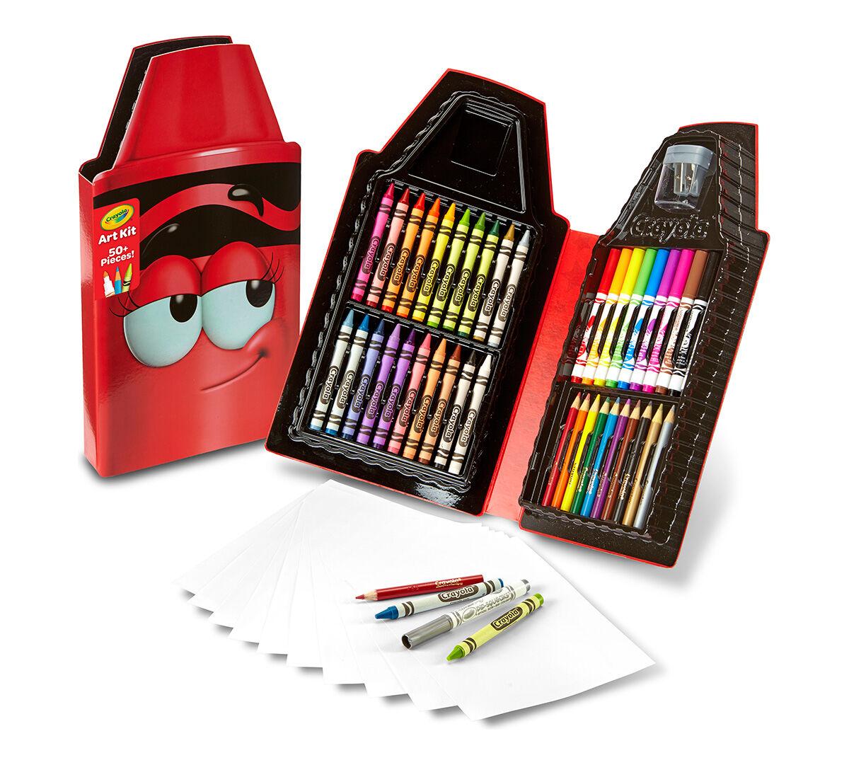 Tip Art Kit, Scarlet