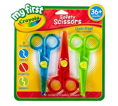 My First Crayola Safety Scissors