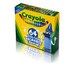 64 ct. Ultra-Clean Washable Crayons - Regular Size