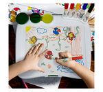 Crayola Color Wonder Art desk with Stampers front