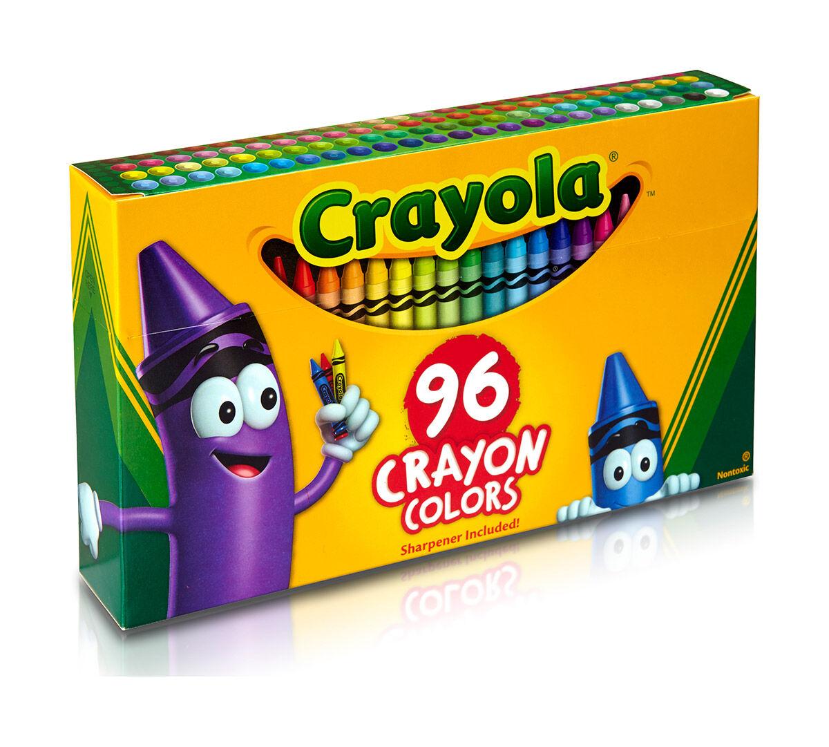 Crayola Crayons 96 ct....