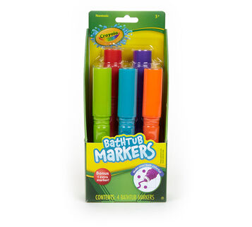 Bath Tub Markers assorted Colors