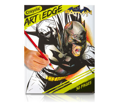 Art with Edge Batman Collection