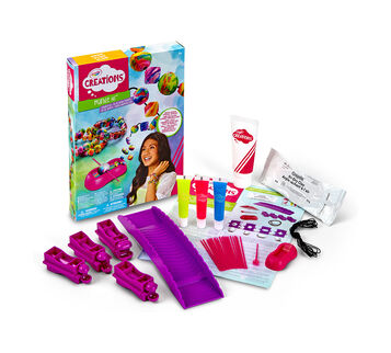 Crayola Creations Marbling It! Jewelry Kit