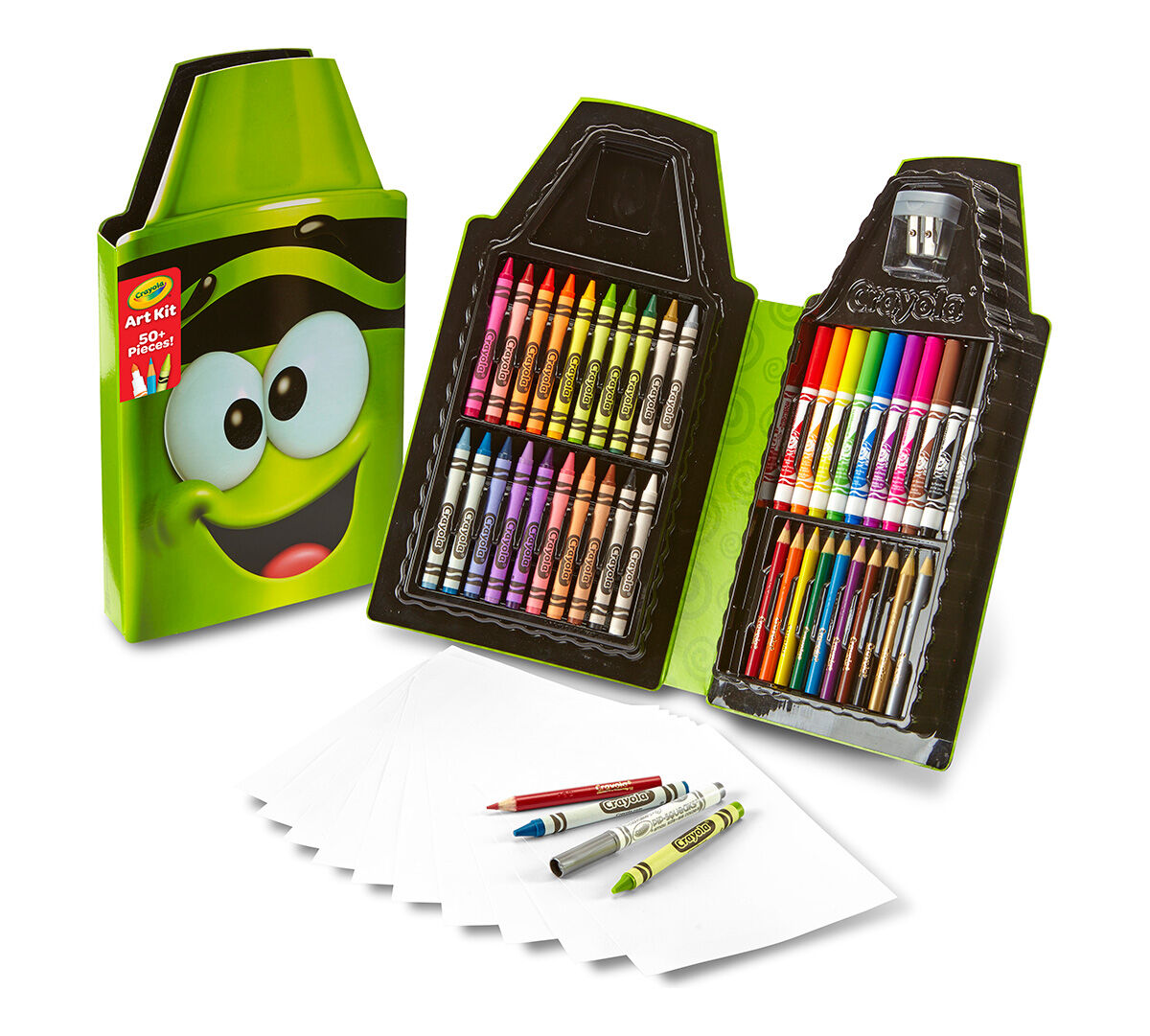 Tip Art Kit, Electric Lime