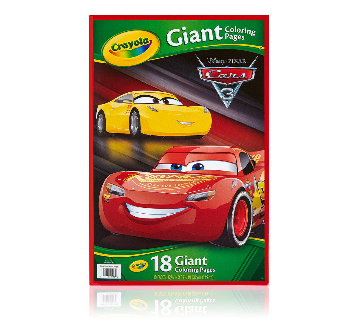 Crayola Giant Coloring Pages Cars