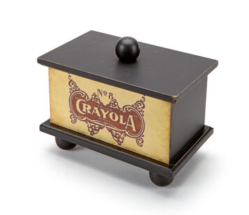 Crayola Vintage Keepsake Box