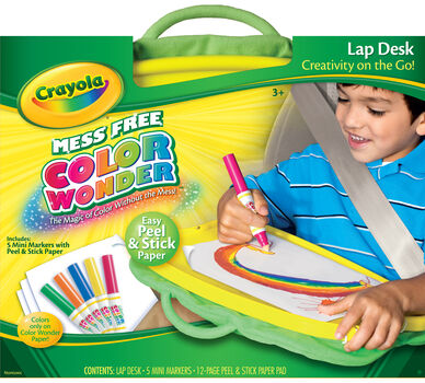 Color Wonder Lap Desk - Crayola