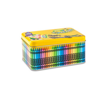Crayola Tipping Crayons Storage Tin