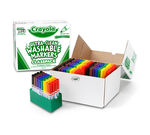 Ultra-Clean Washable Markers Broad Line 192 count front