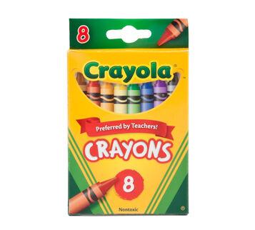 Crayola Crayons Personalized 8 ct.