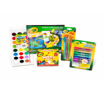 Arts & Crafts Fun Pack