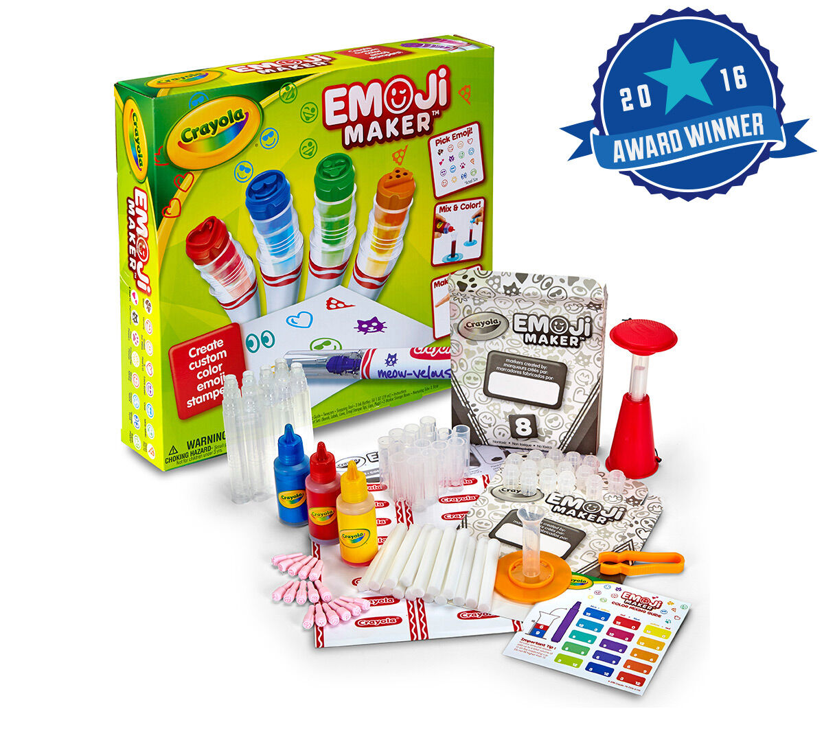 Emoji Marker Maker  Crayola