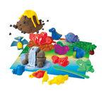Modeling Dough Dino Island Playset