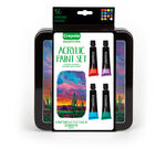 16 count Signature Series Acrylic Paints front