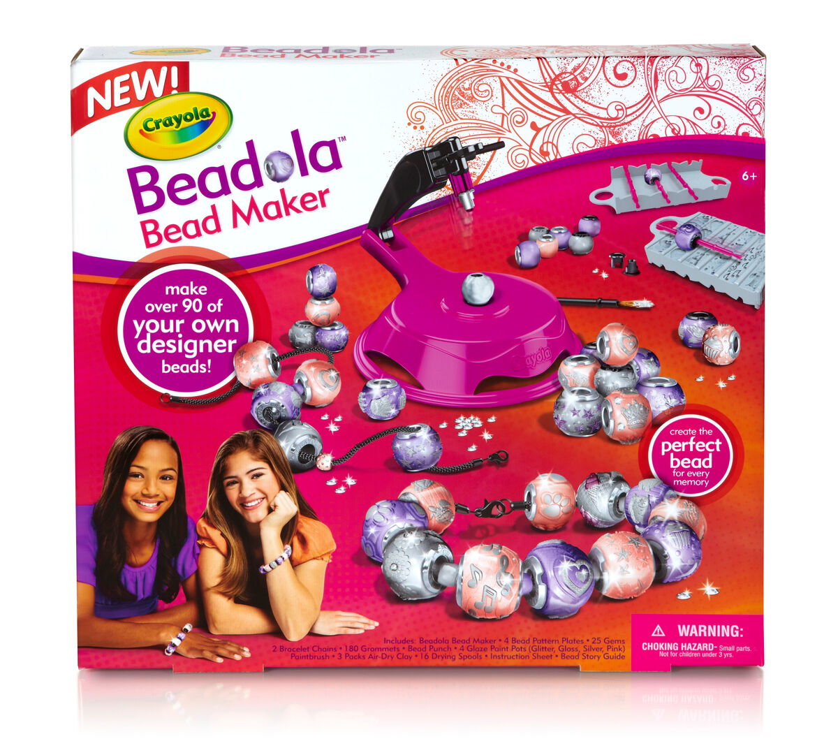 beadola bead maker crayola