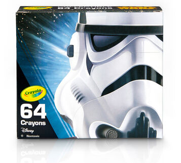 64 count Storm Trooper front