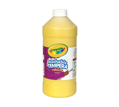 Artista II Washable Tempera Paint, 32 oz.