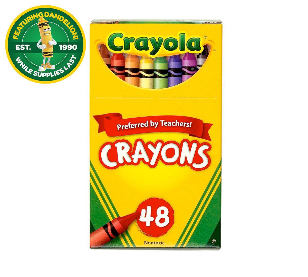 Crayola Crayons 48 ct.
